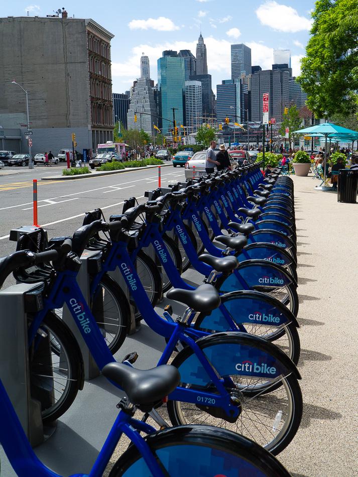 Bike Sharing Stand