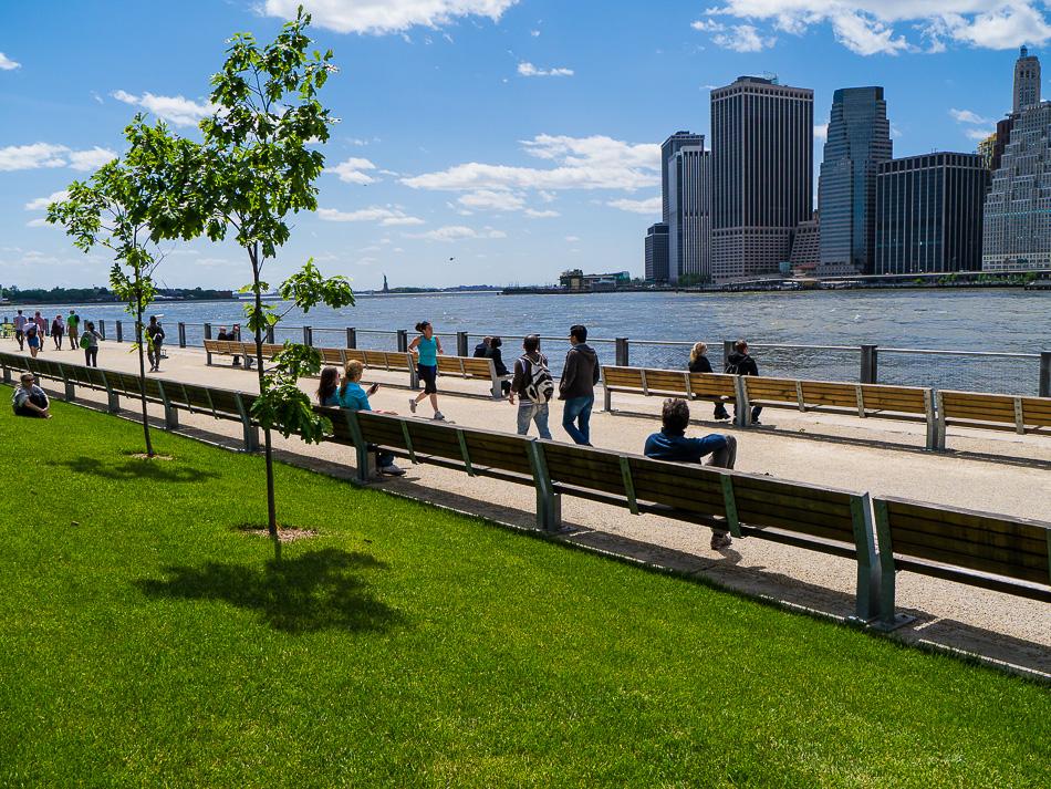 East River Walk