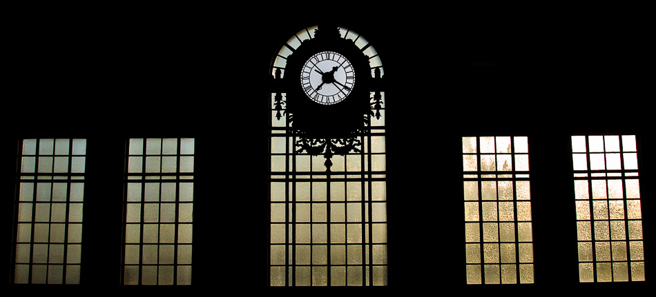 Waiting Room Windows