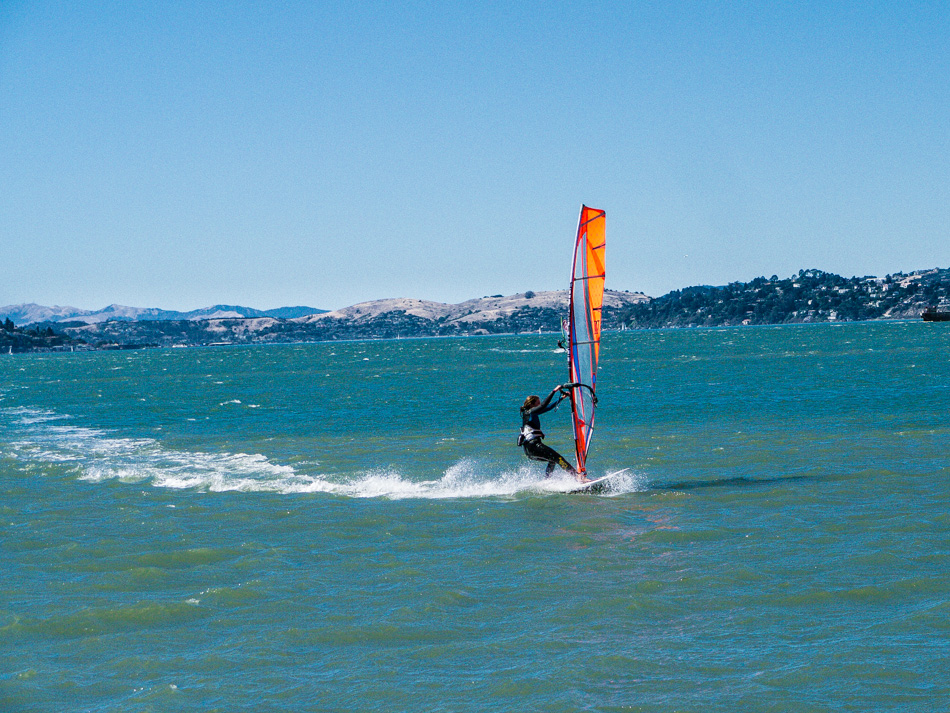 Wind Surfer II