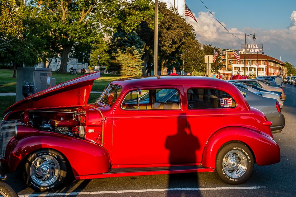 Red Car I