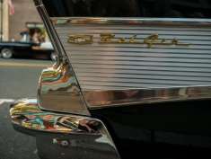'57 Chevy Fin Detail