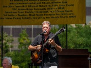 Ed Laub on Guitar